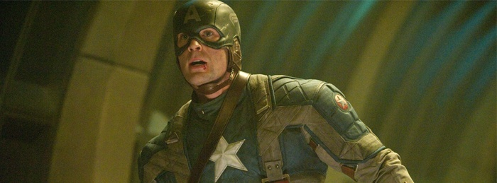 Captain America: The First Avenger 3D