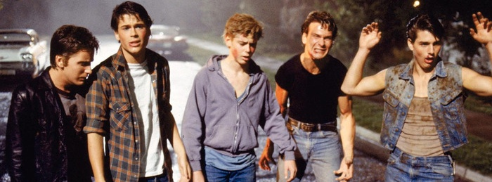 a review of the film the outsiders Watch full movie the outsiders (1983) online free when two poor greasers, johnny, and ponyboy are assaulted by a vicious gang, the socs, and johnny kills one of the attackers, tension begins to mount between the two rival gangs, setting off a.