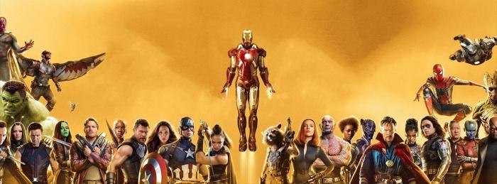 2012-2014 Marvel Movie Marathon