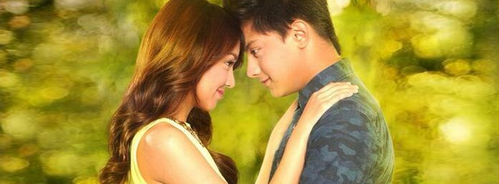 Kathniel shes dating the gangster kissing