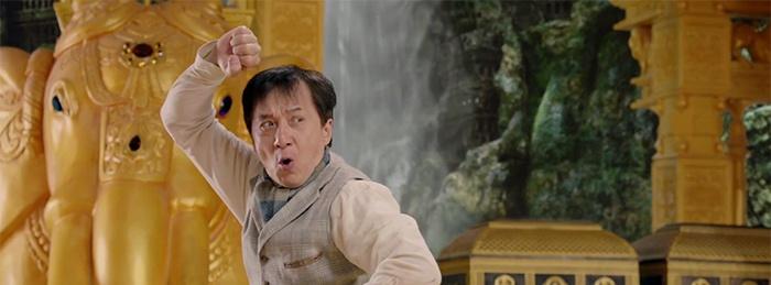 Kung Fu Yoga 3D