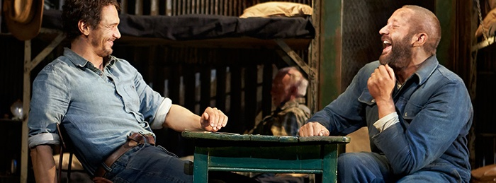 NT Live: Of Mice and Men