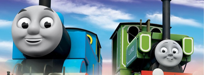 Thomas and Friends: Blue Mountain Mystery - The Movie