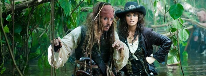 Pirates of the Caribbean: On Stranger Tides 3D