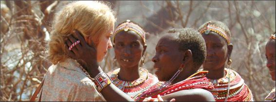 Die Weiße Massai Stream