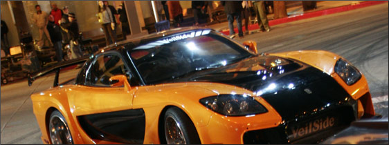fast and the furious tokyo drift autos