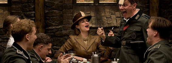 Inglourious Basterds - Available on DVD/Blu-Ray, reviews ...
