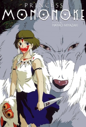 Princess Mononoke Film Poster
