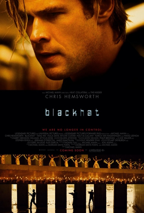 Blackhat Film Poster