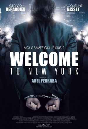 Welcome to New York (2014) Film Poster