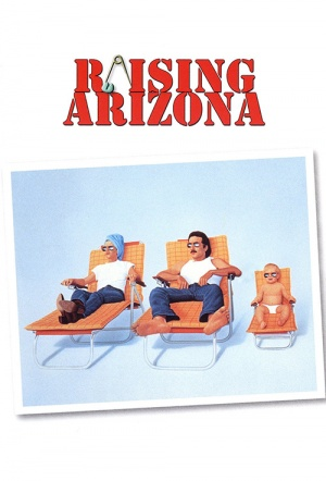 Raising Arizona Film Poster