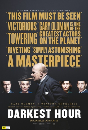 Darkest Hour Film Poster