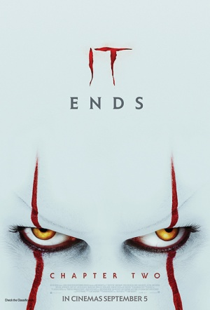 It: Chapter Two Film Poster