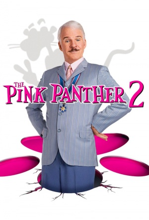 The Pink Panther 2 Film Poster