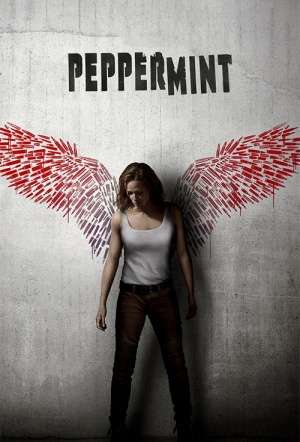 Peppermint Film Poster