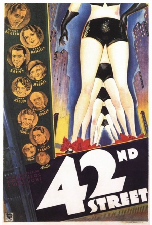 42nd Street Film Poster