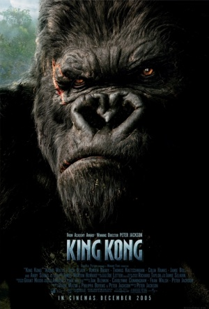 King Kong (2005) Film Poster