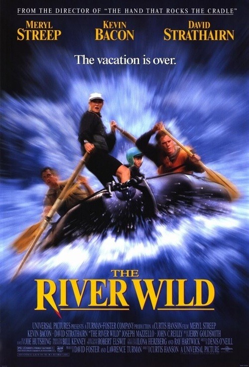 The River Wild Film Poster