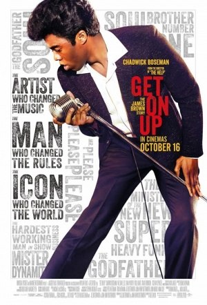 Get On Up Film Poster