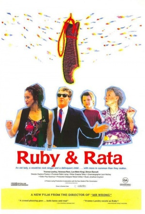 Ruby and Rata Film Poster
