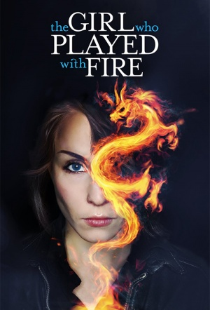 The Girl Who Played With Fire Film Poster
