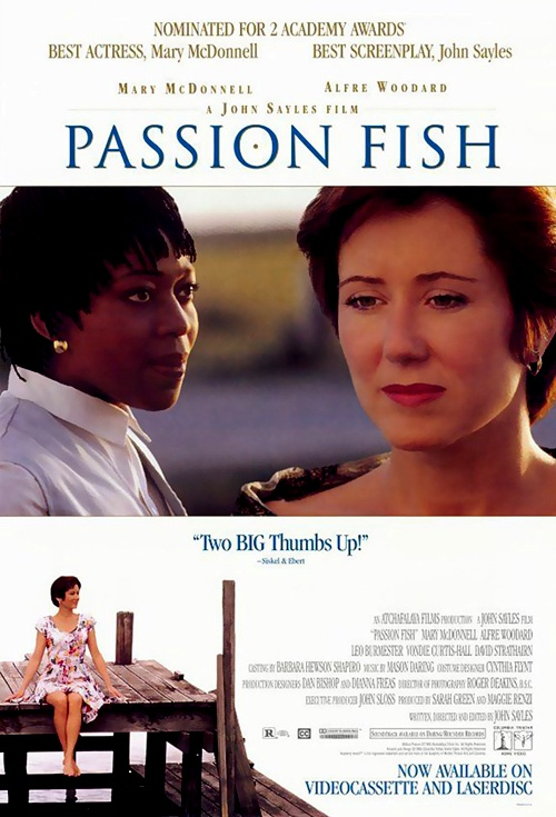 Passion Fish Film Poster