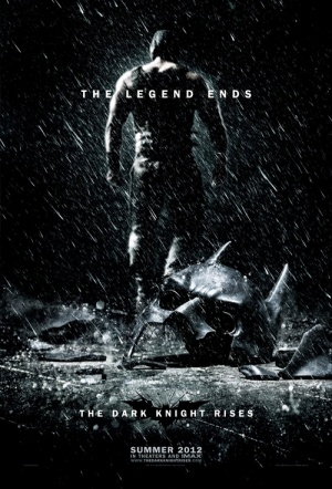 The Dark Knight Rises Film Poster