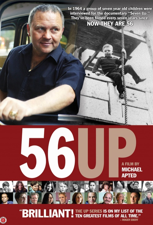 56 Up Film Poster