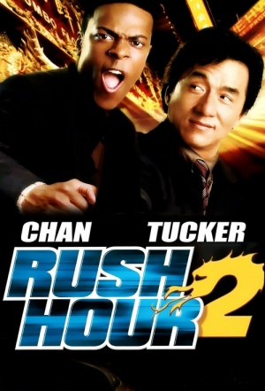 Rush Hour 2 Film Poster