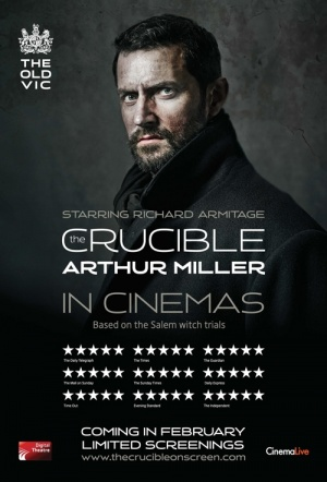 The Old Vic: The Crucible