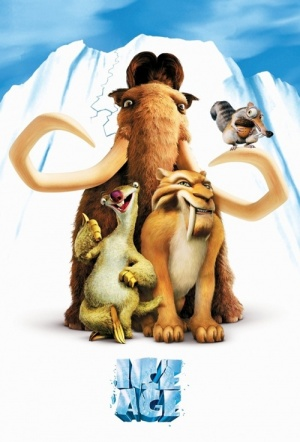 Ice Age Film Poster