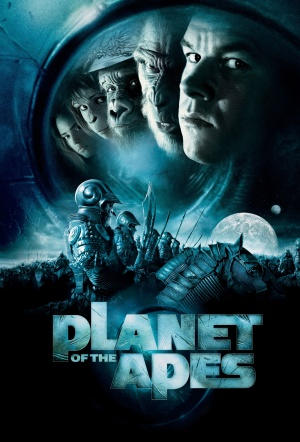 Planet of the Apes (2001) Film Poster