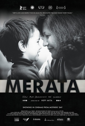 Merata: How Mum Decolonised the Screen Film Poster
