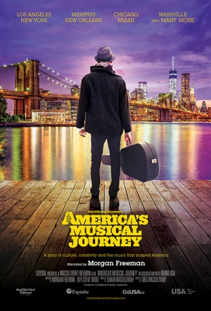 America's Musical Journey Film Poster