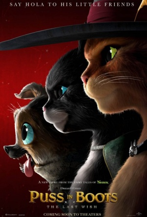Puss in Boots: The Last Wish