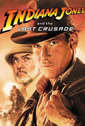 Indiana Jones and the Last Crusade Film Poster
