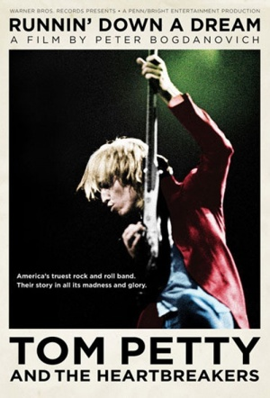 Tom Petty and the Heartbreakers: Runnin' Down a Dream Film Poster
