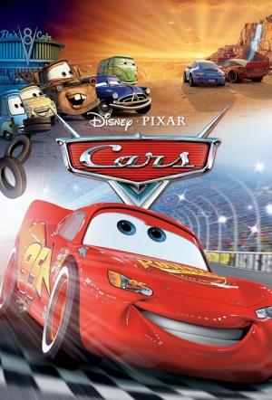 Cars Film Poster