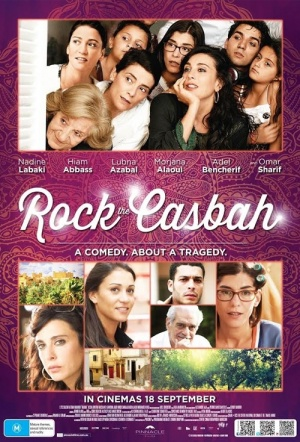 Rock the Casbah (2013)