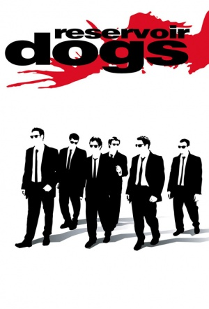 Reservoir Dogs Film Poster