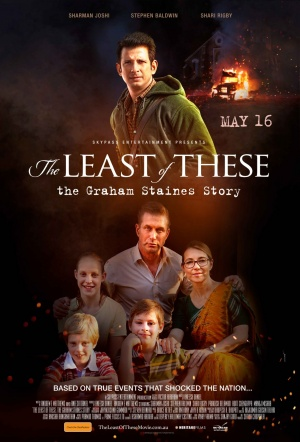 The Least of These: The Graham Staines Story Film Poster