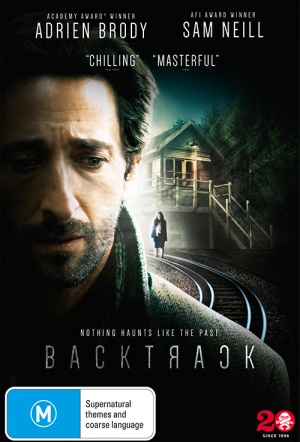Backtrack (2015) Film Poster