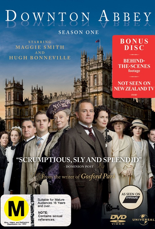Downton Abbey: Season 1 Film Poster