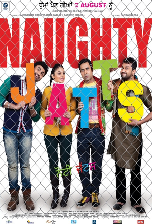 Naughty Jatts Film Poster