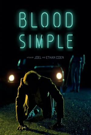 Blood Simple Film Poster