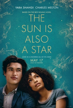 The Sun Is Also a Star Film Poster