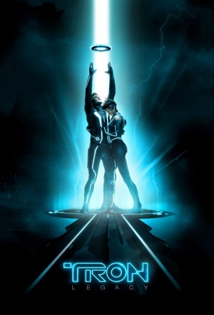 TRON: Legacy 3D