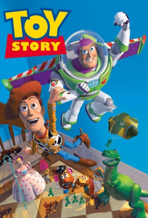 Toy Story (1995) Film Poster