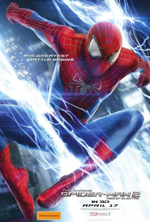 The Amazing Spider-Man 2 Film Poster