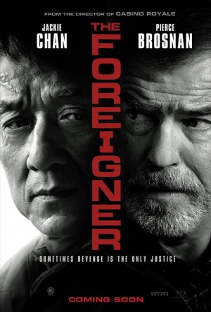 The Foreigner (Mandarin version) Film Poster